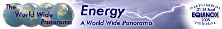 "World Wide Panorama: ""Energy"""
